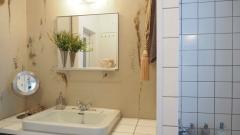 Hunajakoto, bathroom sink