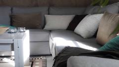 Hunajakoto big corner sofa