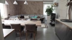 Hunajakoto kitchen living room for guest