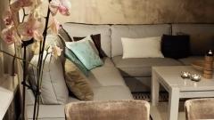 Hunajakoto living room atmosphere